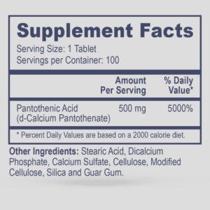Pro Pantothenic Acid