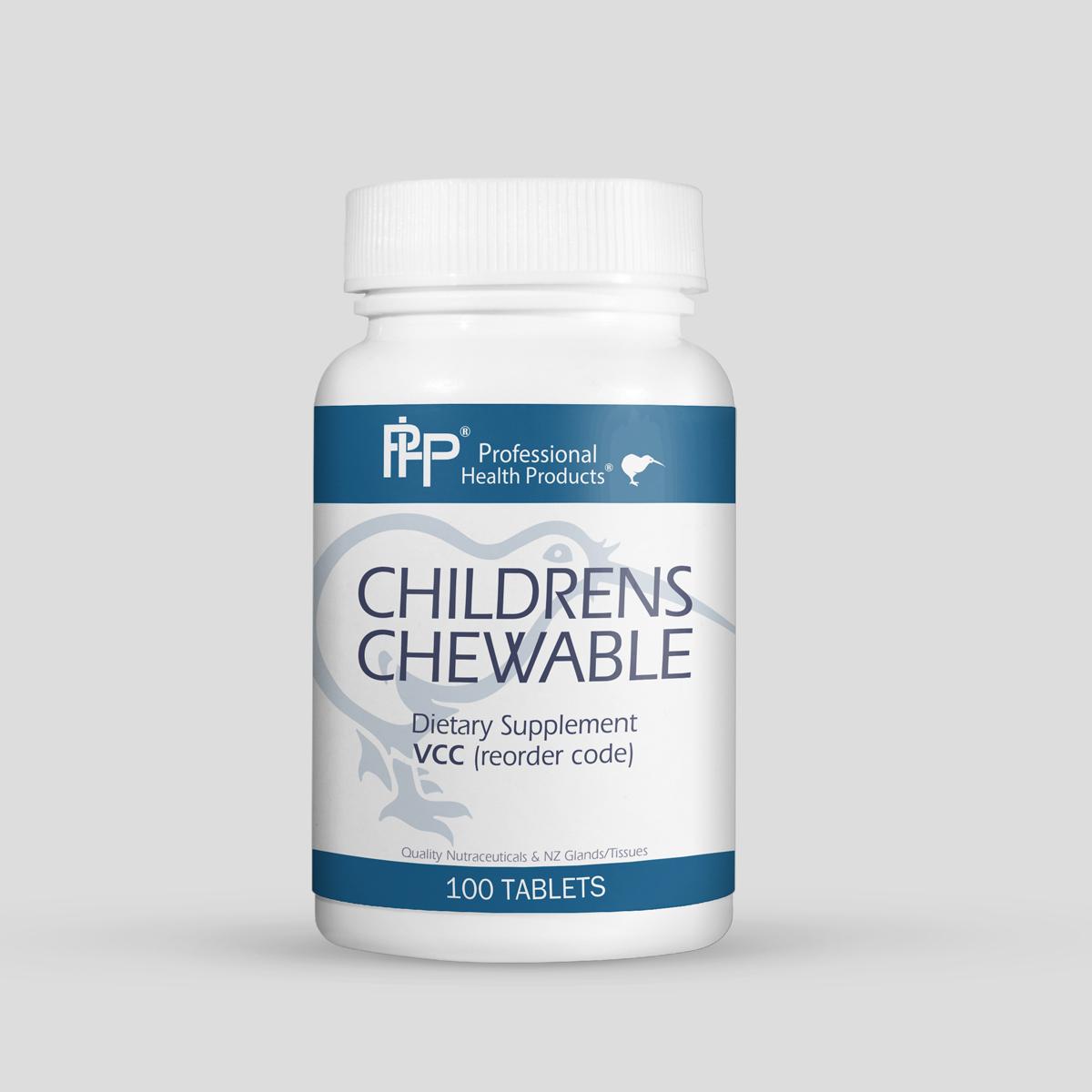 Children's Chewable