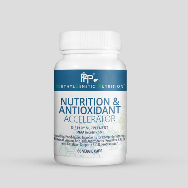 Nutrition & Antioxidant Accelerator